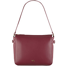 Buy Tula Nappa Originals Leather Medium Shoulder Bag Online at johnlewis.com