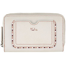 Buy Tula Mallory Leather Zip Wallet Online at johnlewis.com