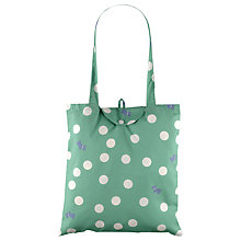 Buy Radley Polka Dog Foldaway Tote Bag Online at johnlewis.com