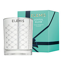 Buy Elemis Joyful Glow Candle Online at johnlewis.com