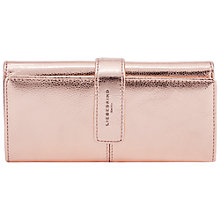 Buy Liebeskind Leonie R Leather Wallet, Copper Online at johnlewis.com