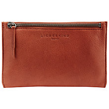 Buy Liebeskind Kiwi R Vintage Leather Cosmetic Bag Online at johnlewis.com
