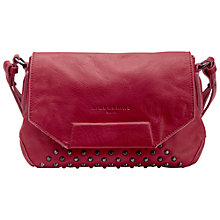Buy Liebeskind Yokote Double Leather Across Body Bag Online at johnlewis.com