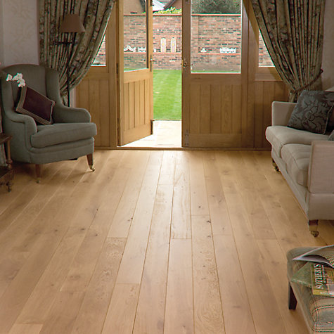 Buy ted todd eldon hill solid wood flooring lacquered for Buy unfinished hardwood flooring