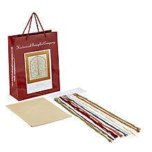 Buy Historical Sampler My Family Tree Cross Stitch Kit Online at johnlewis.com