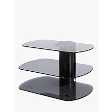"Buy Off The Wall Skyline 800 TV Stand For TVs Up To 55"" Online at johnlewis.com"