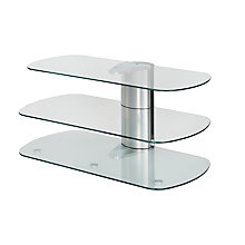 "Buy Off The Wall Skyline 1000 TV Stand For TVs Up To 55"" Online at johnlewis.com"