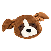 Buy John Lewis Buster the Boxer Dog Zipped Purse, Brown/Multi Online at johnlewis.com