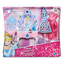 Buy Disney Princess Cinderella's Enchanted Vanity Set Online at johnlewis.com