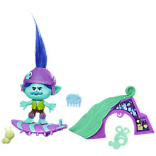 Buy DreamWorks Trolls Branch's Skate 'N Skitter Story Pack Online at johnlewis.com