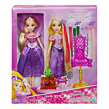 Buy Disney Princess Rapunzel Royal Ribbon Salon Online at johnlewis.com