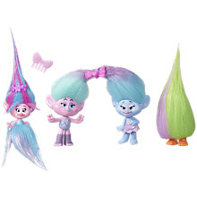 Buy DreamWorks Trolls Poppy's Fashion Frenzy Multipack Online at johnlewis.com