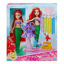 Buy Disney Princess Ariel Royal Ribbon Salon Online at johnlewis.com