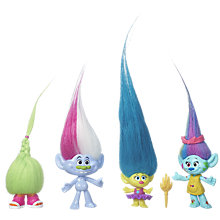 Buy DreamWorks Trolls Wild Hair Pack Online at johnlewis.com
