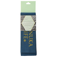 Buy Manuka Exercise Band, Steel/Gold Online at johnlewis.com