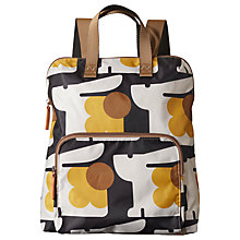 Buy Orla Kiely Bonnie Bunny Print Backpack, Multi Online at johnlewis.com
