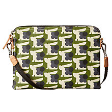 Buy Orla Kiely Baby Bunny Print Travel Pouch, Grass Online at johnlewis.com