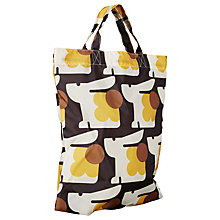 Buy Orla Kiely Bonnie Bunny Print Packaway Bag, Multi Online at johnlewis.com