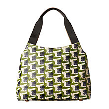 Buy Orla Kiely Baby Bunny Print Classic Small Shoulder Bag, Grass Online at johnlewis.com