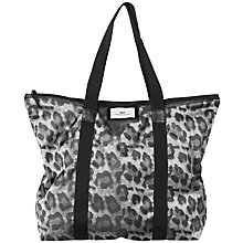 Buy Et DAY Birger et Mikkelsen Gweneth East / West Tote Bag, Leopard Online at johnlewis.com