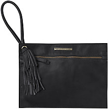 Buy Et DAY Birger et Mikkelsen Nappina Pouchette, Black Online at johnlewis.com