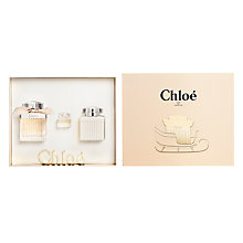 Buy Chloé 75ml Eau de Parfum Fragrance Gift Set Online at johnlewis.com