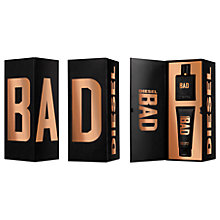 Buy Diesel Bad 50ml Eau de Toilette Fragrance Gift Set Online at johnlewis.com