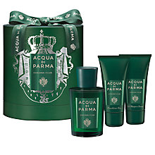 Buy Acqua di Parma Colonia Club 100ml Eau de Cologne Fragrance Gift Set Online at johnlewis.com