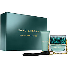 Buy Marc Jacobs Divine Decadence 50ml Eau de Parfum Fragrance Gift Set Online at johnlewis.com