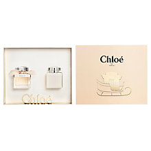 Buy Chloé 50ml Eau de Parfum Fragrance Gift Set Online at johnlewis.com