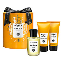 Buy Acqua di Parma Colonia 100ml Eau de Cologne Fragrance Gift Set Online at johnlewis.com