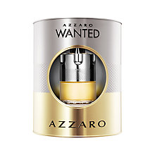 Buy Azzaaro Wanted 50ml Eau de Toilette Fragrance Gift Set Online at johnlewis.com