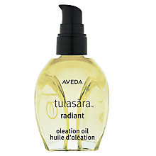 Buy AVEDA Tulasara Radiant Oleation Oil, 50ml Online at johnlewis.com
