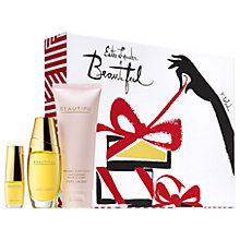 Buy Estée Lauder Beautiful To Go 30ml Eau de Parfum Fragrance Gift Set Online at johnlewis.com