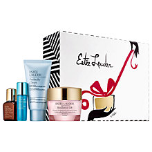 Buy Estée Lauder Lifting & Firming Essentials Skincare Gift Set Online at johnlewis.com