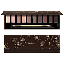 Buy Clarins Festive Eye Makeup Palette Gift Set Online at johnlewis.com