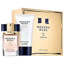 Buy Estée Lauder Modern Muse 30ml Eau de Parfum Fragrance Gift Set Online at johnlewis.com