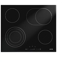 Buy Gorenje ECS680USC Electric Ceramic Hob Online at johnlewis.com