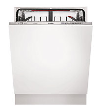 Buy AEG F66602VI0 Integrated Dishwasher Online at johnlewis.com