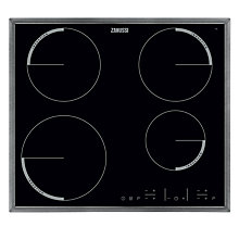 Buy Zanussi ZEL6640XBA Induction Hob Online at johnlewis.com