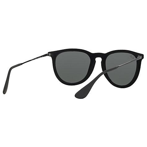 Buy Ray Ban Rb4171 Erika Sunglasses Velvet Black Mirror