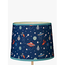 Buy little home at John Lewis Moon & Back Lampshade Online at johnlewis.com