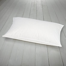 Buy John Lewis 90/10 Canadian Goose Down Standard Pillow, Soft/Medium Online at johnlewis.com
