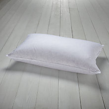 Buy John Lewis 90/10 Goose and Duck Down Standard Pillow, Medium/Firm Online at johnlewis.com