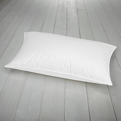John Lewis 90/10 Canadian Goose Down Standard Pillow, Medium/Firm