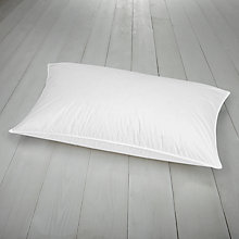 Buy John Lewis 90/10 Canadian Goose Down Standard Pillow, Medium/Firm Online at johnlewis.com