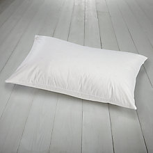 Buy John Lewis 80/20 Hungarian Goose Down Standard Pillow, Soft/Medium Online at johnlewis.com