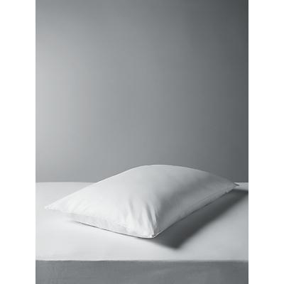 Softened Duck Feather Standard Pillow Pair, Soft/Medium