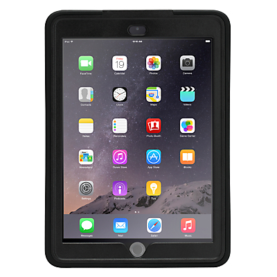Image of Griffin Survivor Slim Tablet Case for iPad Air 2, Black
