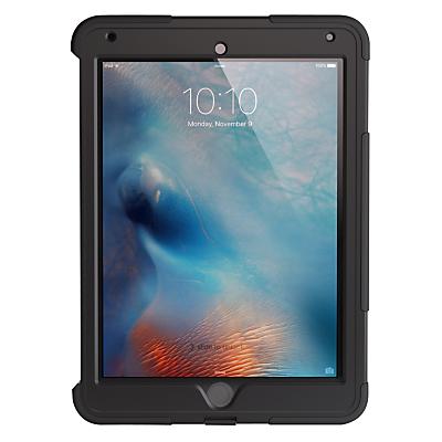 """Image of Griffin Survivor Slim Tablet Case for 9.7"""" iPad Pro, Black"""